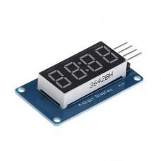 4 skaitmenų LED indikatorius TM1637