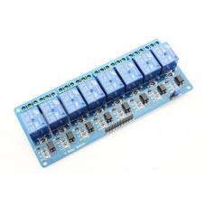 8 kanalų relių modulis 5V