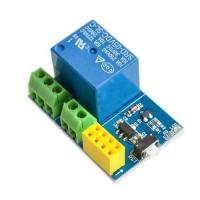 ESP8266 ESP-01 Wifi bevielės relės modulis