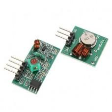 315Mhz RF siūstuvas ir imtuvas