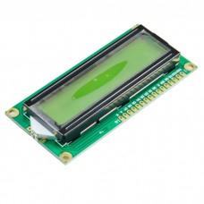 LCD1602 16x2 ekranas žalias