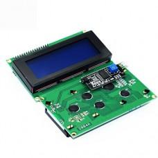 20x4 simbolių LCD ekranas IIC/I2C