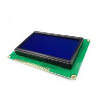 LCD12864 grafinis ekranas mėlynas 128x64