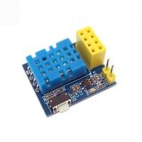 DHT11 temperatūros modulis ESP-01 valdikliui