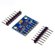 GY-521 3 ašių gyroskopo ir akselerometro modulis