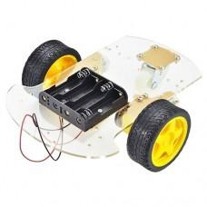 2WD roboto važiuoklės rinkinys