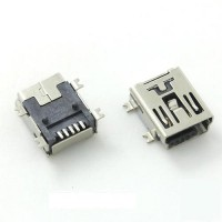 Lizdas Mini USB B SMD 5pin