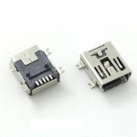 Lizdas Mini USB B SMD 5pin