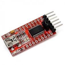 FT232RL FTDI USB 3.3V 5.5V į TTL Serial Adapteris
