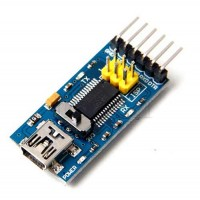 FT232RL FTDI USB 3.3V 5.5V į TTL Serial Adapteris