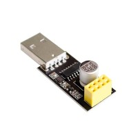 USB į TTL adapteris ESP-01 moduliui