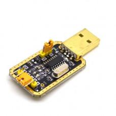 CH340G USB į TTL adapteris