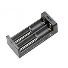 Akumuliatorių įkroviklis XTAR MC2 18650, 18500, 14500, 16340, 26650
