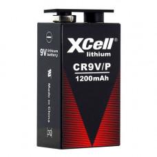 9V Li-ion baterija XCell L552 LA552 1200mah
