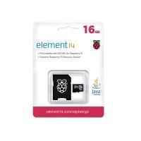 Transcend MicroSD kortelė su NOOBS 16GB