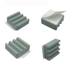 Keramikinis radiatorius mikrokompiuteriams
