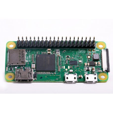 Raspberry Pi Zero WH (512Mb, 1Ghz, Wifi, BT, GPIO)