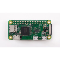 Raspberry Pi Zero W (512Mb, 1Ghz, Wifi, BT)