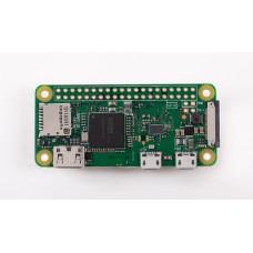 Raspberry Pi Zero W (512Mb, 1Ghz, Wifi, BT)