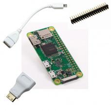 Raspberry Pi Zero W Adapter Kit