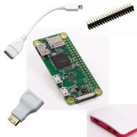 Raspberry Pi Zero W Case Kit