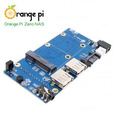 Orange Pi Zero NAS praplėtimo plokštė