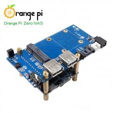 Orange Pi Zero NAS H2+ + Zero NAS praplėtimo plokštė