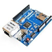 Tinklo priedėlis W5100 Arduino valdikliams
