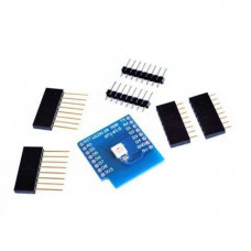 Wemos D1 mini RGB LED priedėlis